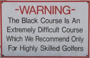 Bethpage (black) Golf Course